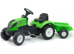 Falk Traktor Garden Master s valníkem zelený