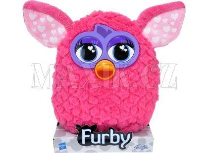 Famosa Furby plyšový 20 cm růžový