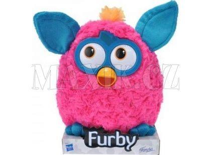 Famosa Furby plyšový 20 cm růžovo-tyrkysový