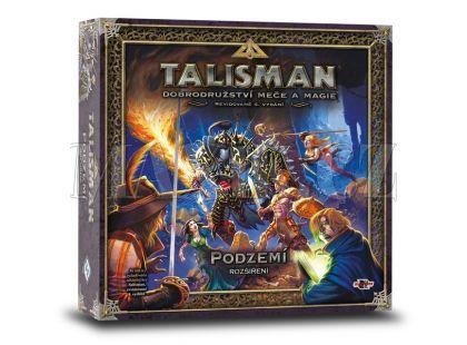 Fantasy Flight Games Talisman: Rozšíření Podzemí