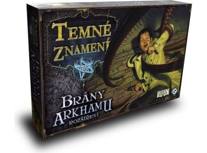 Fantasy Flight Games Temné znamení: Brány Arkhamu