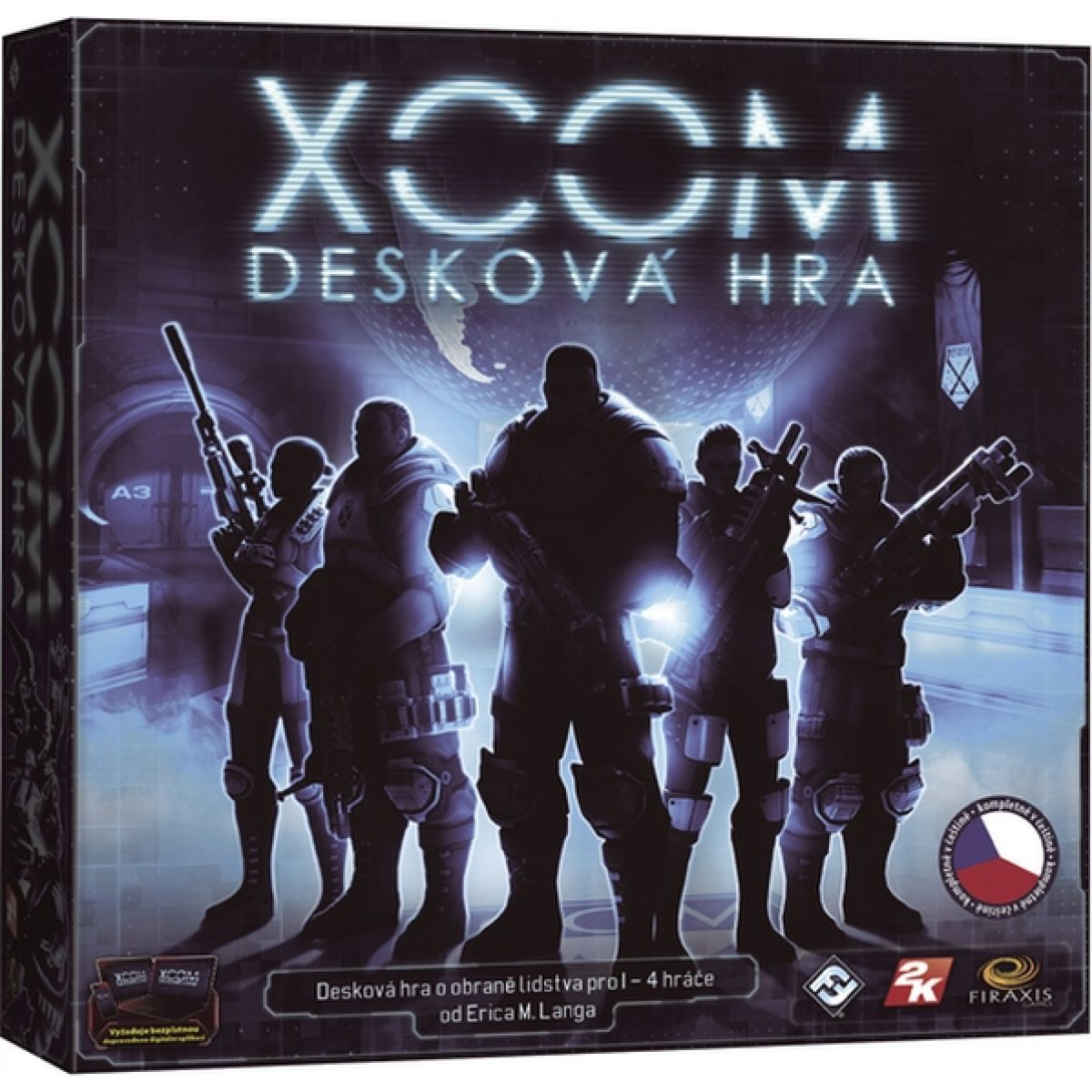 Fantasy Flight Games Xcom