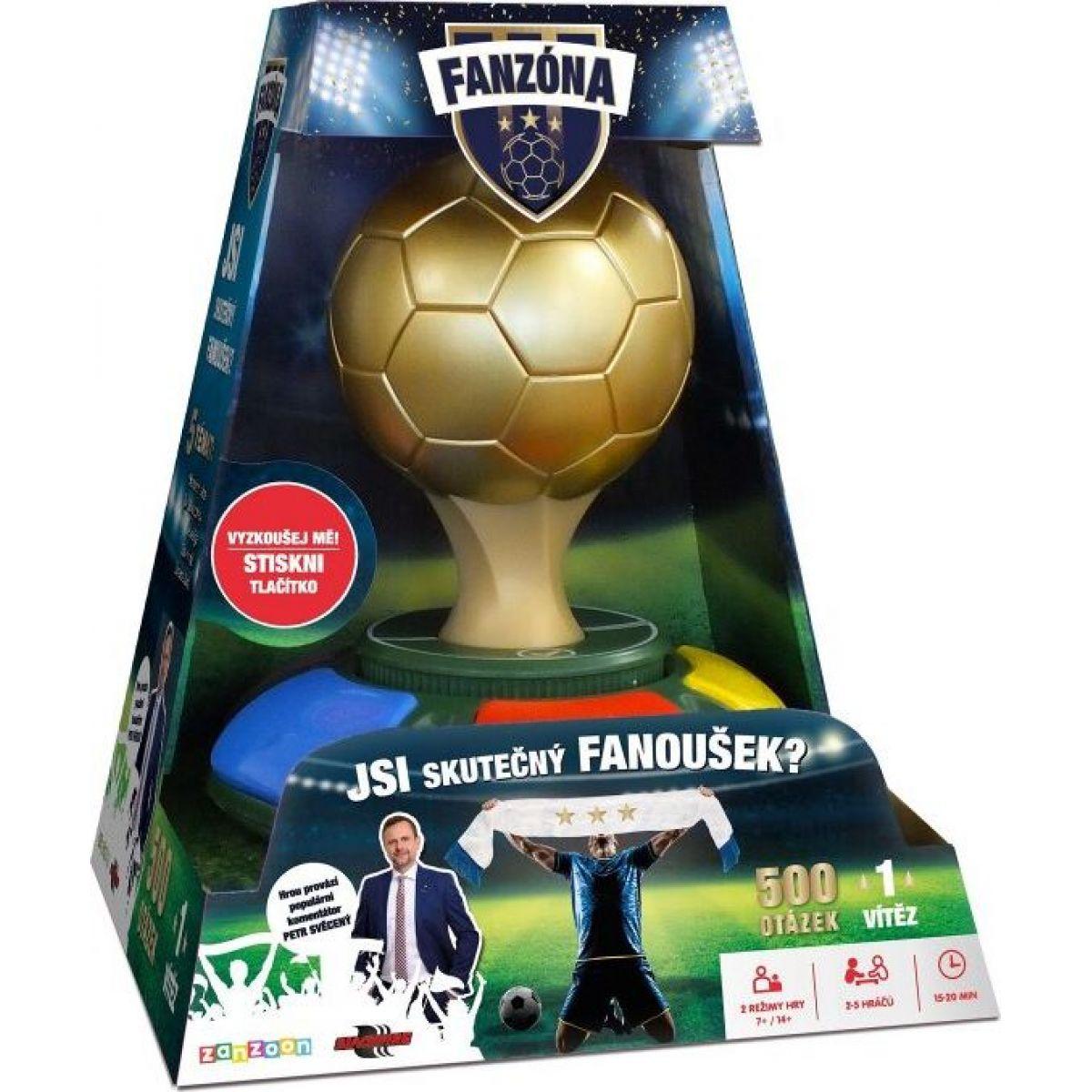 FanZóna fotbalový kvíz