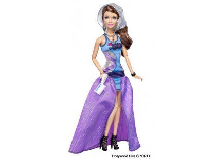 Fashionistars hvězdy Barbie V7206 - Glam