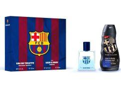 FC Barcelona dárková sada EDT 100ml, sprchový gel 300ml