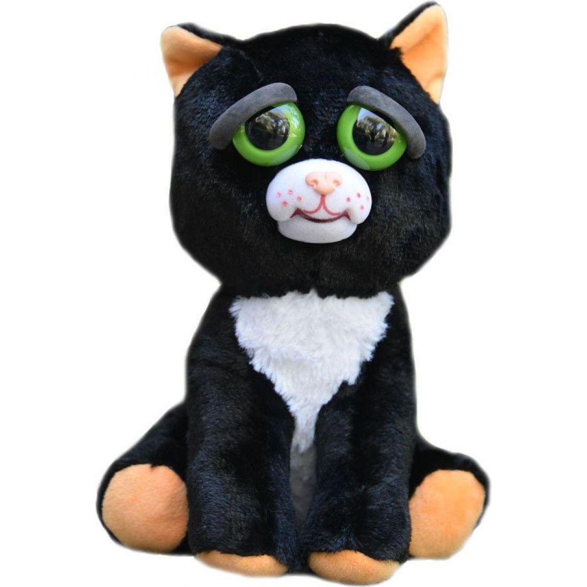 Feisty Pets - Kočka černo-bílá