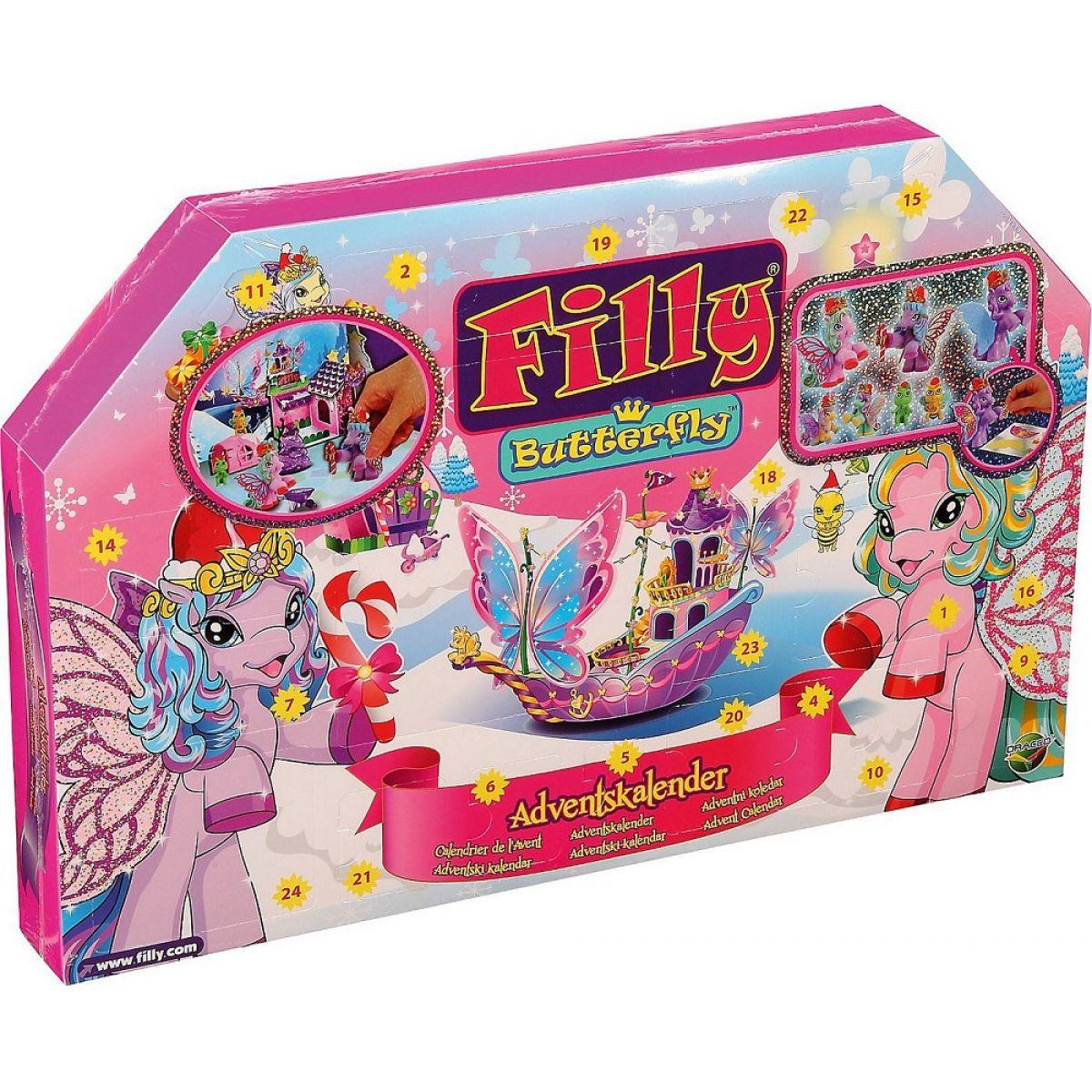 Filly Butterfly Adventní kalendář