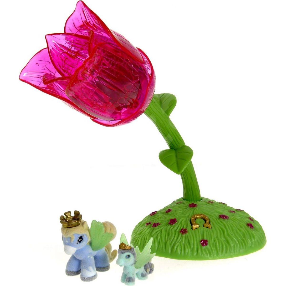 Filly Fairy sada zvoneček - Růžová