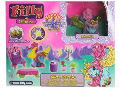 Filly Stars Glitter Hrací sada - Hvězdný piknik