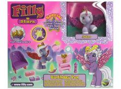 Filly Stars Glitter Hrací sada - Narozeninová párty