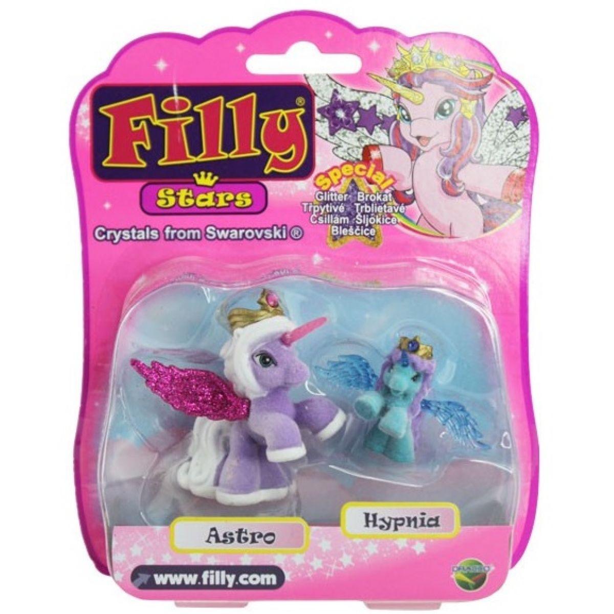 Filly Stars Glitter Rodinka 1+1 - Astro a Hypnia