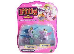 Filly Stars Glitter Rodinka 1+1 - Hypnia a Astro