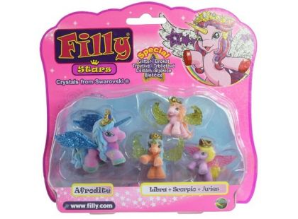 Filly Stars Glitter Rodinka 1+3 - Afrodite