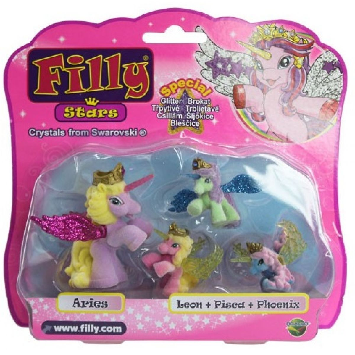 Filly Stars Glitter Rodinka 1+3 - Aries