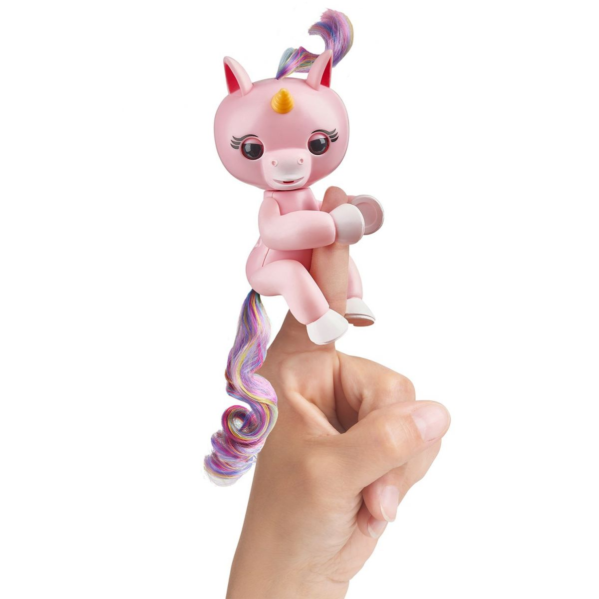 Fingerlings Jednorožec Gemma růžový