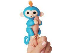 Fingerlings Opička Boris modrá