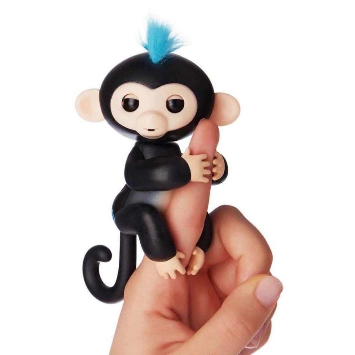 Fingerlings Opička Finn černá - Poškozený obal