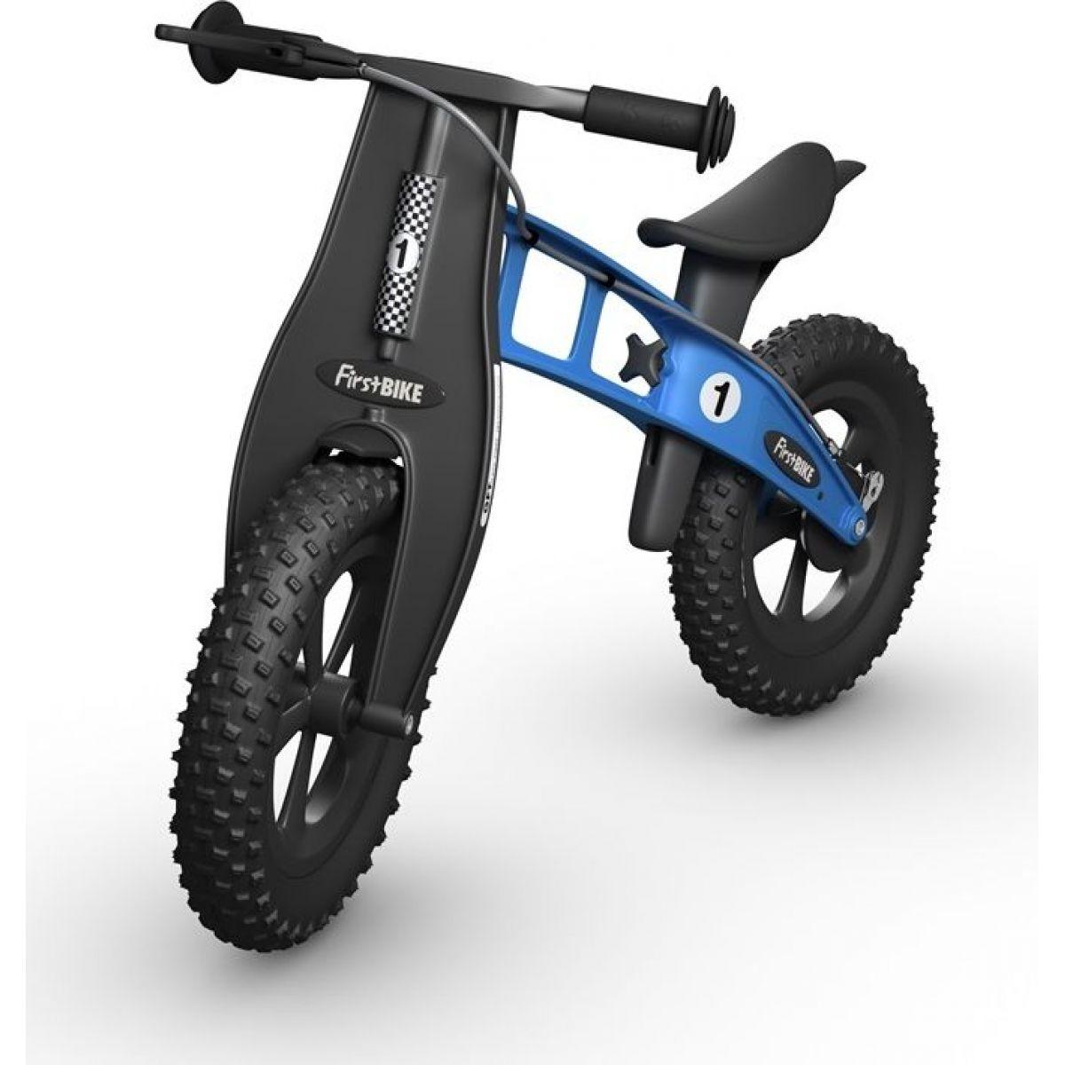 First Bike Odrážedlo Fat Edition Light Blue