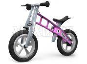 First Bike Odrážedlo Street pink