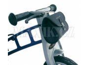 First Bike Taška na řidítka černá