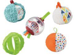 Mattel Fischer Price míčky pro všechny smysly