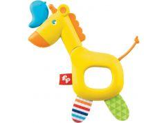 Mattel Fischer Price zvířecí dobrodružství jednorožec