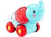 Fisher Price BGX29 Jezdící zvířátko s kuličkami - Slon