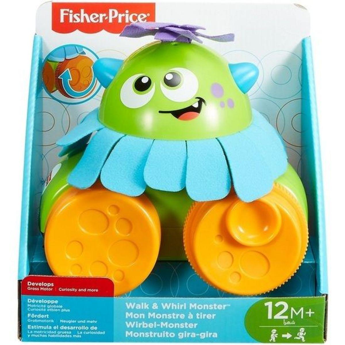 Fisher Price bláznivá příšerka #5