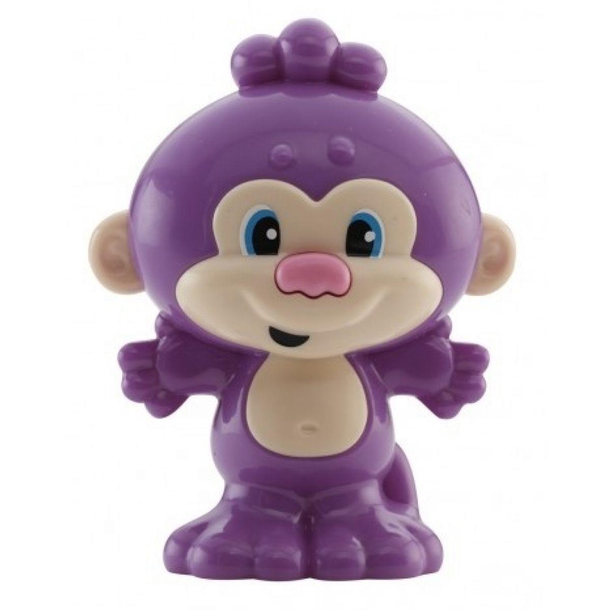 Fisher Price Chrastítko oblíbený kamarád - Opička