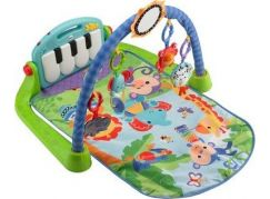 Fisher Price deluxe hrací dečka - Poškozený obal