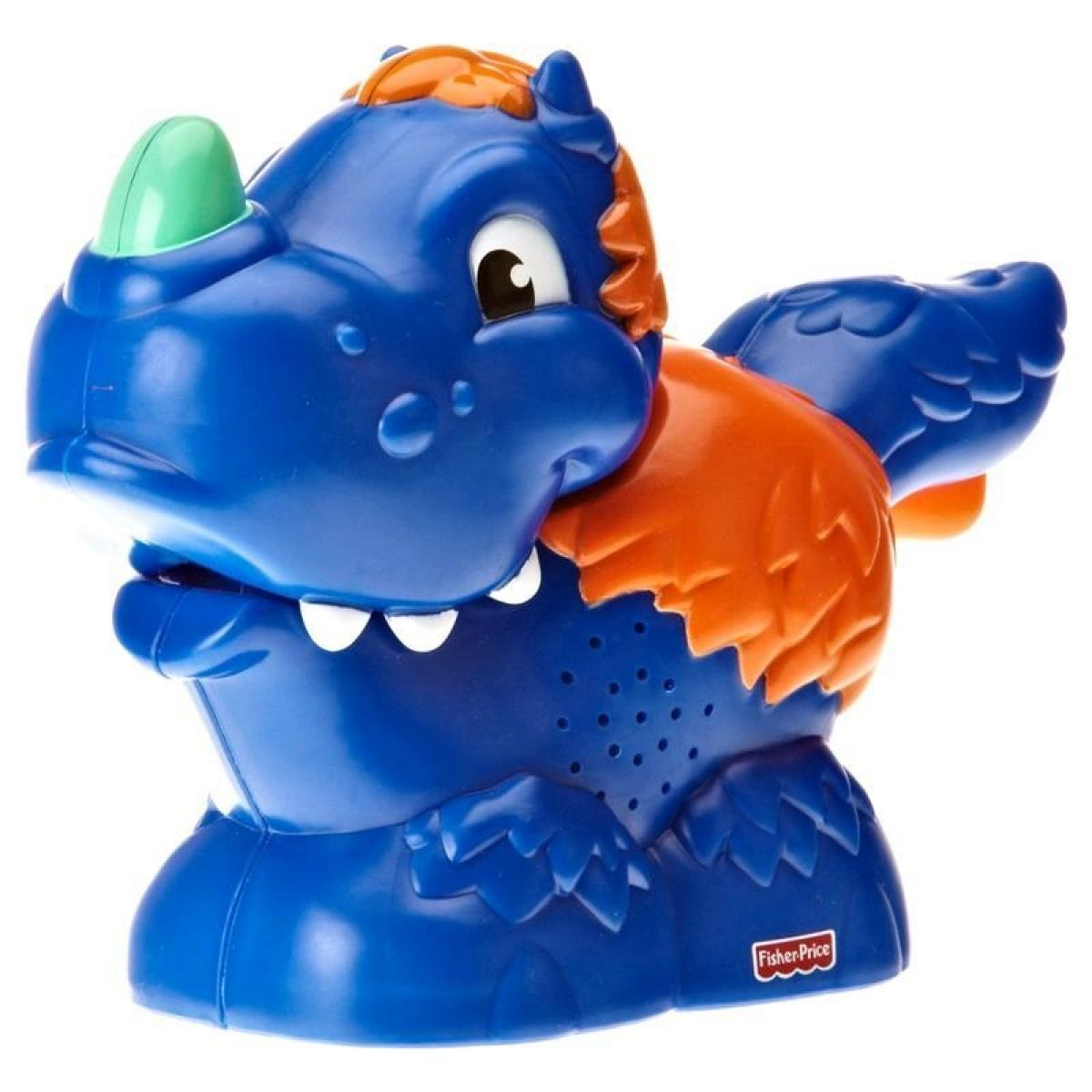 Fisher Price Divoká světýlka - Nosorožec