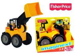 Fisher Price Imaginext Modern city Dozer s funkcemi
