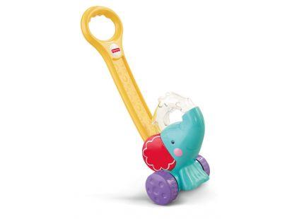 Fisher Price Jezdící slon s míčky