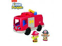 Fisher Price Little People hasičský vůz