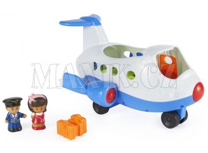 Fisher Price Little People Hrající letadlo