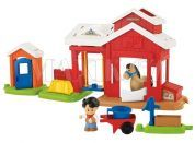 Fisher Price Little People Koňská stáj