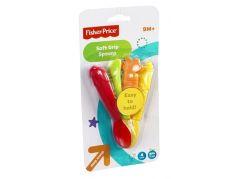 Fisher Price Lžičky s motivem zeleniny