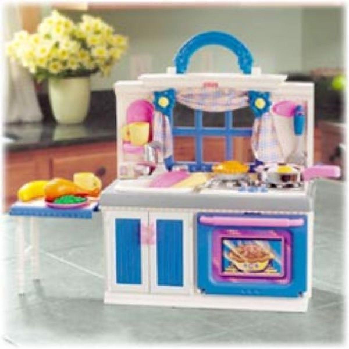 Fisher Price Malá kuchyňka Mattel