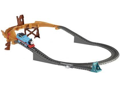 Fisher Price Mašinka Tomáš TrackMaster Rozbitý most