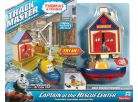 Fisher Price Mašinka Tomáš TrackMaster Trať se záchrannou stanici - Captain At The Rescue Centre 5
