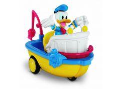 Fisher Price Mickey dopravní prostředky - Donaldova loď