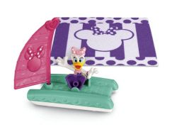 Fisher Price Minnie autíčko - Y2719 Daisy a katamarán