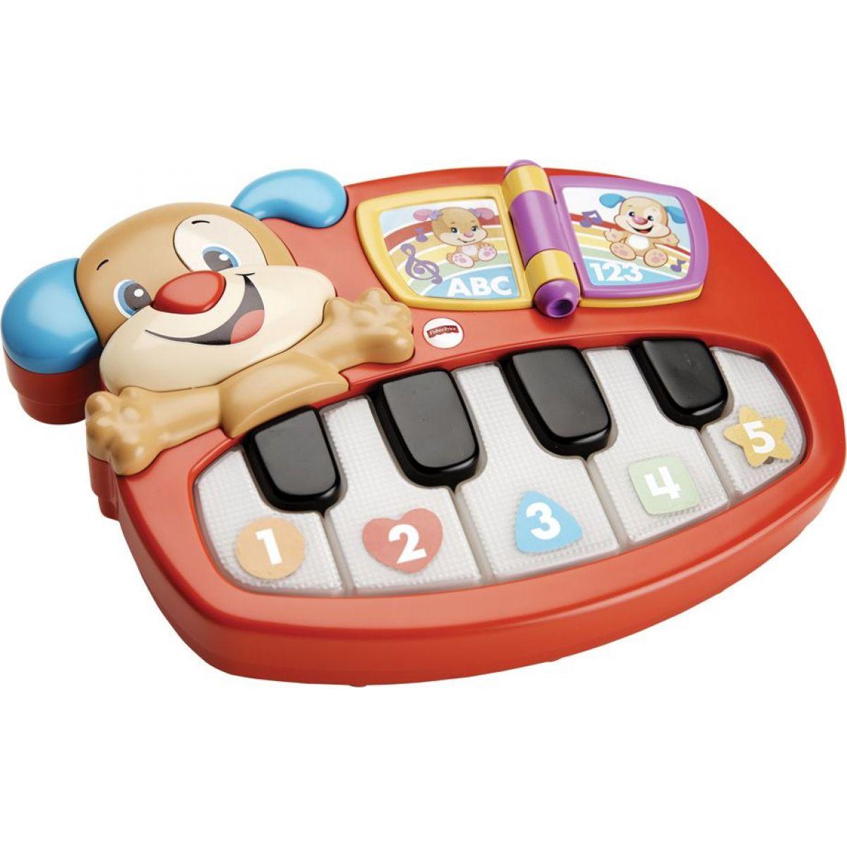 Fisher Price Pejskovo piano