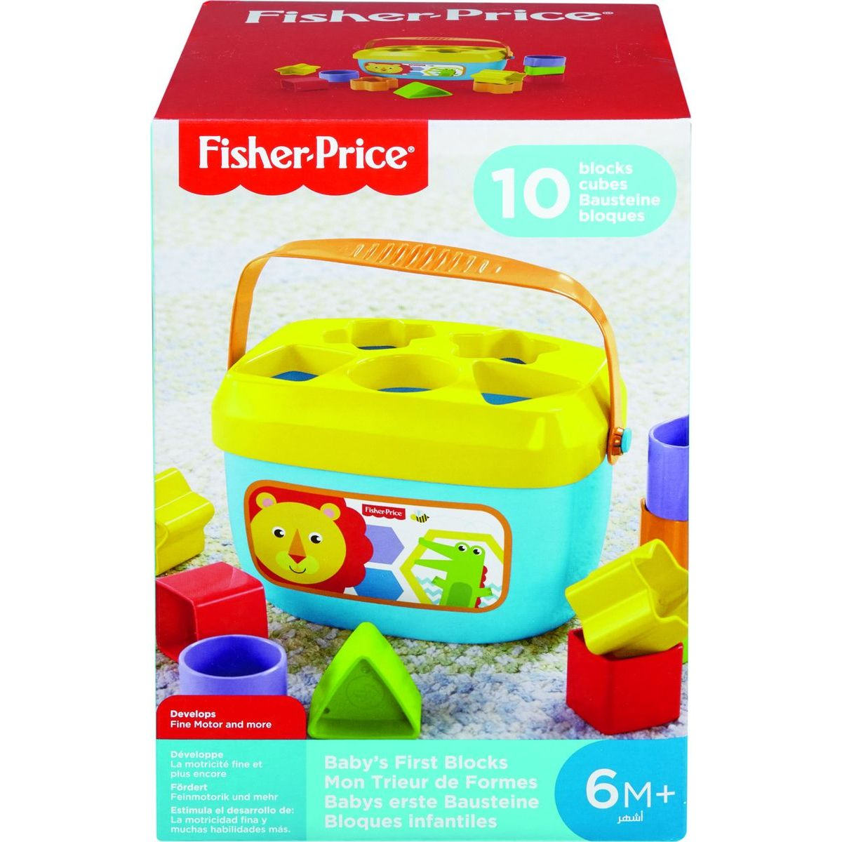 Fisher Price První Vkládačka #2