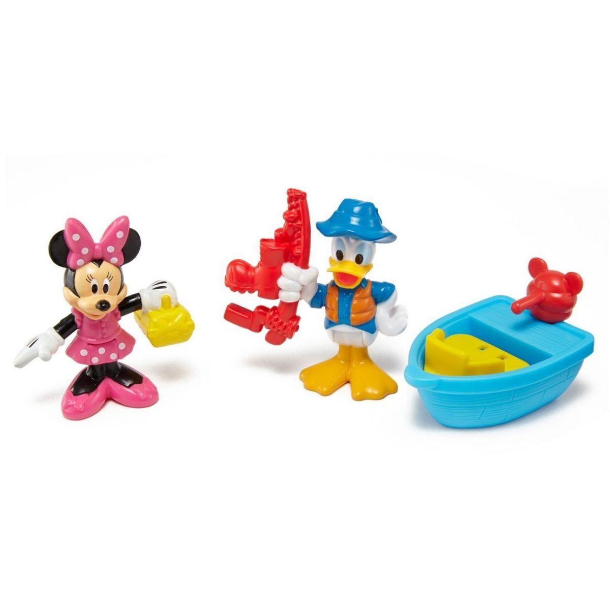 Fisher Price Sada Mickeyho sběratelských postaviček - Rybolov