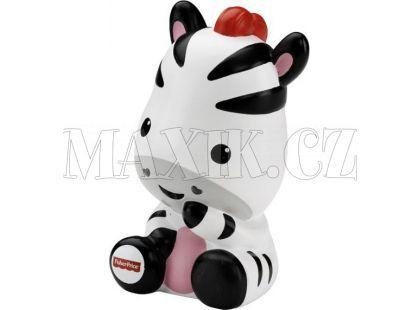 Fisher Price Stříkací zvířátka - Zebra