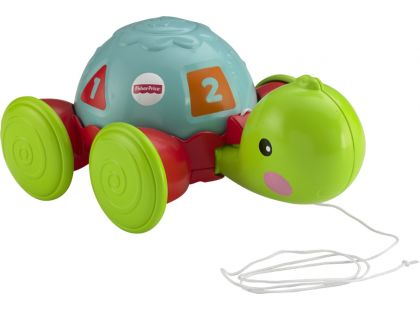 Fisher Price Tahací želvička