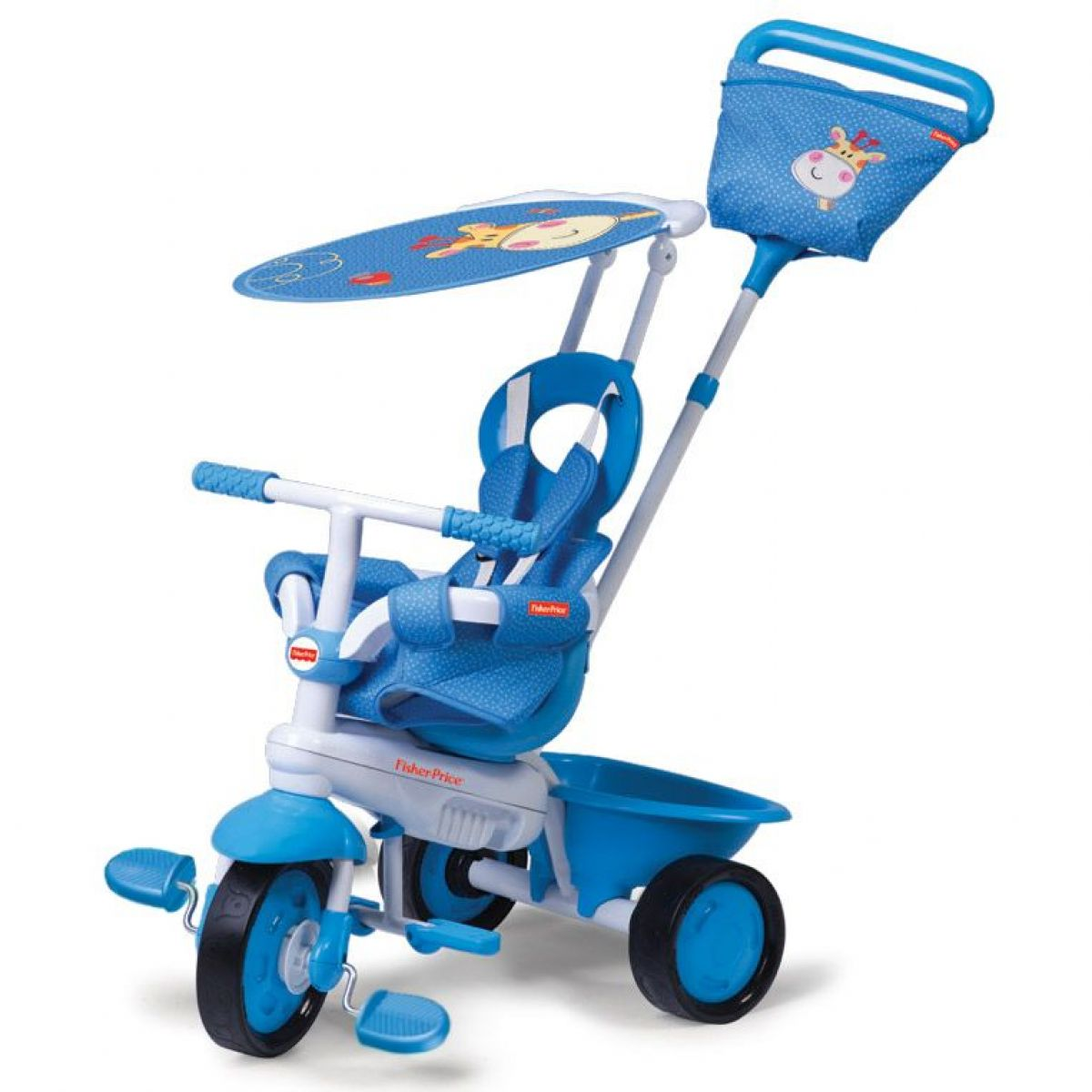 Fisher Price Tříkolka Elite Blue 1463733