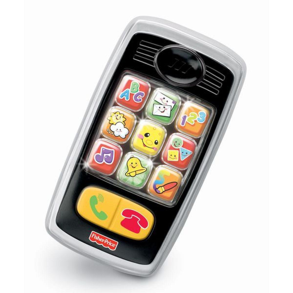 Fisher Price Usměvavý chytrý telefon
