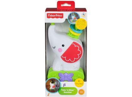 Fisher Price Uspávací zařízení slon
